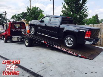 Off Road Vehicle Recovery Chicago
