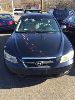 2011 Hyundai Sonata GLS (Black)