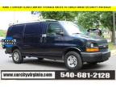 2012 Chevrolet Express 2500 Work Van Cargo