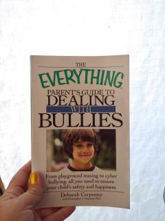 Dealing with Bullies book