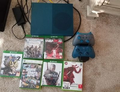 Xbox One S and Accessories