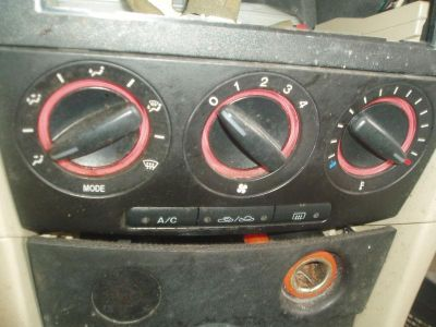 Find 2005 Mazda 3 temp control/climate control SK#7703 motorcycle in Anderson, Alabama, US, for US $49.95
