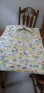 Card table size tablecloth