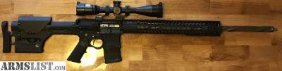 For Sale: Long Range Precision AR15