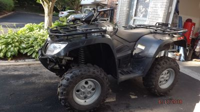 2004 Arctic Cat 650 4X4