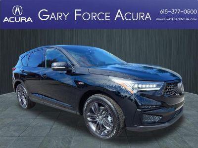 2019 Acura RDX w/A-Spec Pkg (MAJESTIC BLK PR)