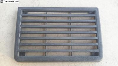 Early Vanagon Brown Dash Speaker Grill