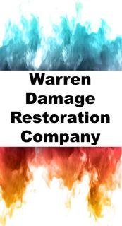 Warren Water Flood Fire Smoke Storm Damage Restoration