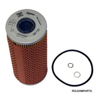 Purchase BMW E32 750iL Oil Filter Kit MAHLE OEM 88 89 90 91 11421731635 NEW motorcycle in Fort Lauderdale, Florida, United States, for US $14.85