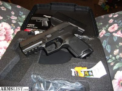 For Sale/Trade: sig 320 45acp