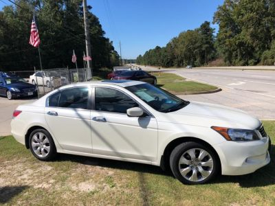 2009 Honda Accord EX-L (White)