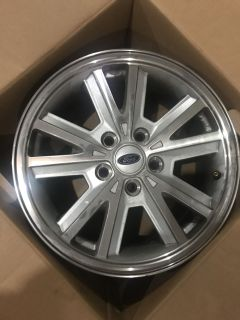 2009 Ford Mustang 16 wheels (set of 4)