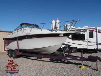 1996 Crownline 250 CR Cabin Cruiser 25'