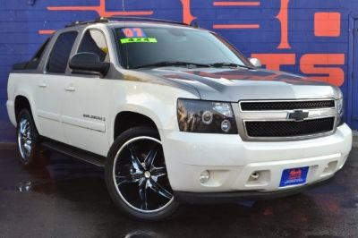 2007 Chevrolet Avalanche Crew Cab LT w/3LT
