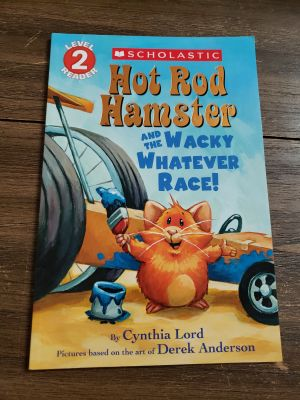 Hot Rid Hanster and the Wacky Whatever Race!