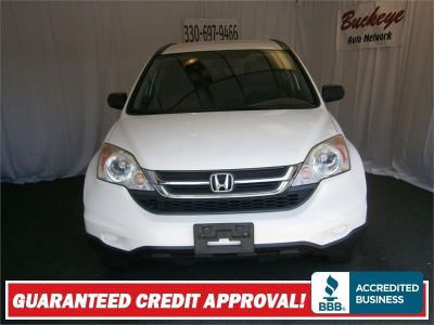 2011 Honda CR-V SE (WHITE)