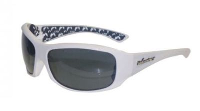 Sell Bomber Floating Eyewear Glossy White BT113 motorcycle in Escondido, California, United States, for US $44.95