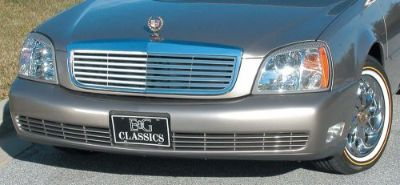 """Buy 2000-2005 Cadillac Deville Classic 3D """"Z"""" Grille Upper - Chrome Plated - E&G motorcycle in West Palm Beach, Florida, United States, for US $679.00"""