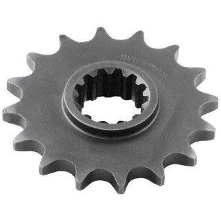 Purchase Sunstar Steel Front Sprocket 15 Tooth Fits 76-78 Honda XL 125 motorcycle in Holland, Michigan, US, for US $16.20