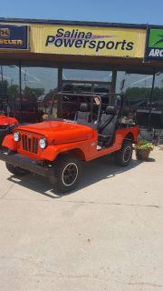 2018 Mahindra Roxor Limited Edition Sport Side x Side Utility Vehicles South Hutchinson, KS