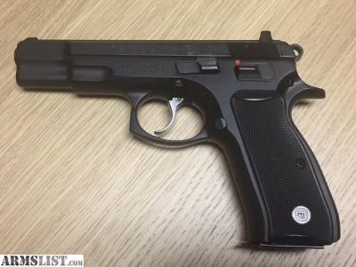 For Sale: LNIB CZ75B with night sights, 2 mags, case CZ 75