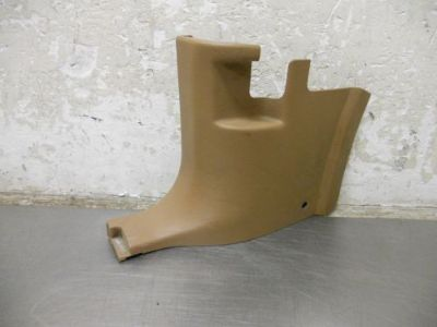 Sell 1996 Ford Mustang GT Tan Driver's Side Lower Kick Panel Trim Panel 95 96 97 98 motorcycle in Franklin, Indiana, United States, for US $14.99