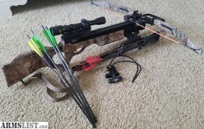 For Sale/Trade: Excalibur Ibex Crossbow