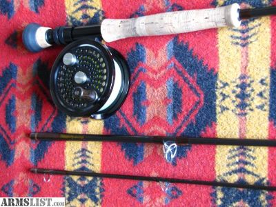 For Sale/Trade: Sage / Abel 12 wt. Fly Rod & Reel Combo