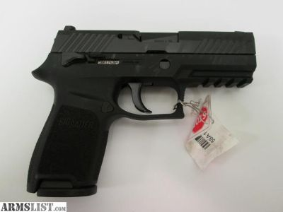 For Sale: NEW SIG P320 C 9mm