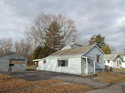 2 Bed 1 Bath Foreclosure Property in Utica, NY 13502 - Hazelhurst Ave