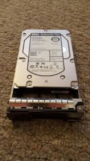 Dell Enterprise Cheetah 600GB 15K SAS Server Hard Drive