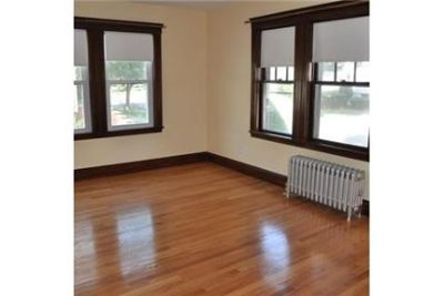 - A charming 2-bedroom apartment on first floor of a two-family house.
