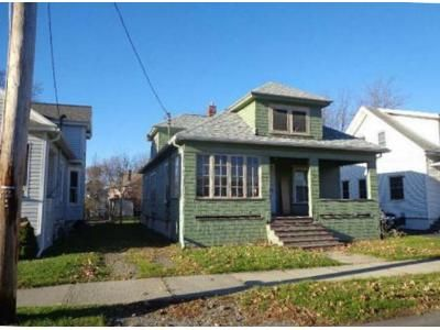 3 Bed 1 Bath Foreclosure Property in Elmira, NY 14904 - Robinson St