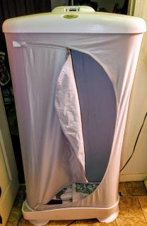 Whirlpool portable dry cleaner