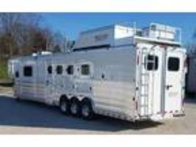 2019 Twister 4H PC Load 15' Trail Boss LQ, ON ORDER!!! 4 horses