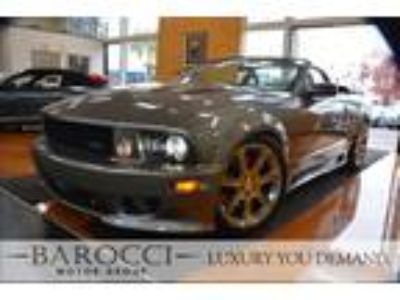 2005 Ford Mustang Saleen 2dr Convertible Gray, Leather,Power Seat