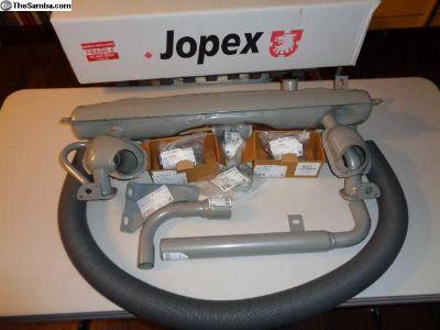 bus muffler kit complete stock