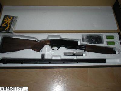 For Sale/Trade: NIB Browning BPS Hunter