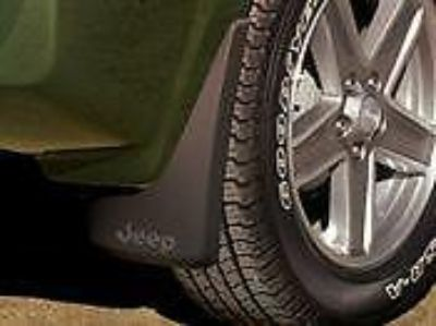 Purchase 2011 2012 2013 2014 Jeep Patriot Rear Molded Splash Guards, Mopar Mud Flaps motorcycle in Matteson, Illinois, US, for US $39.50