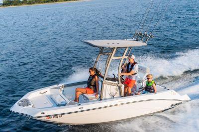 2019 Yamaha 190 FSH Sport Jet Boats Kenner, LA