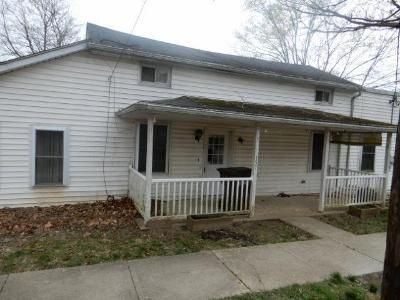 4 Bed 1 Bath Foreclosure Property in West Elkton, OH 45070 - Camden Avenue