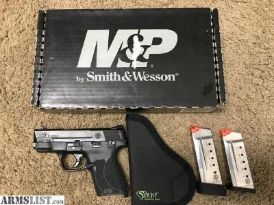 For Sale: M&P Shield 45 ACP