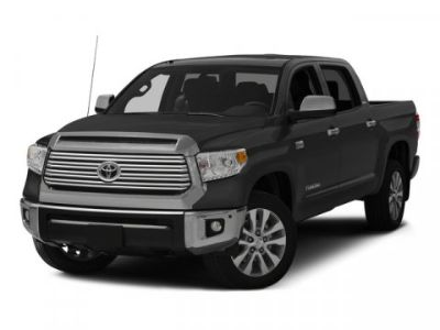 2015 Toyota Tundra Limited (Super White)