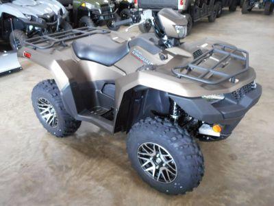 2019 Suzuki KingQuad 750AXi Power Steering SE+ Utility ATVs Belvidere, IL