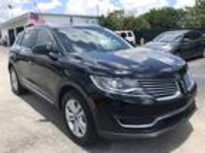 Used 2017 Lincoln MKX Black, 44K miles