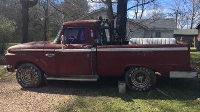 Antique 1966 F100