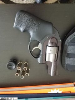 For Trade: Ruger LCR .38 Sp