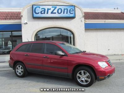 2007 Chrysler Pacifica Touring with Tow Package, Mileage: 112,933