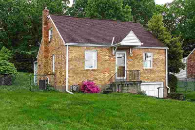 124 Lily Shaler Three BR, Well-built brick cape cod home in