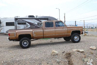 1974 Chevrolet CK30 Freeside Crew Cab Dually